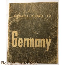 Pocket guide of Germany 1944