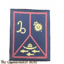 France - Sleeve badge Commandement Superieure de Groupe Antilles-Guyane