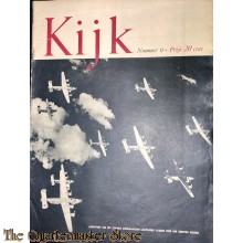 2 Maandelijks blad Kijk no 9 Liberators van het zevende amerikaansche Luchtleger vliegen over den grooten Oceaan