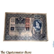 Austria - Bankbiljet 1000 KRONEN 1902