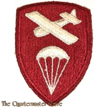 Mouw embleem US Army Airborne Command (Sleeve patch US Army Airborne Command )