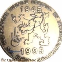 Penning BNMO 50 jaar brons