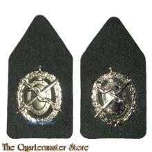 Kraag emblemen Regiment Geneeskundige Troepen