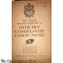 Encycliek van onzen Heiligen Vader Pius XI over het goddelooze communisme