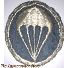 Cap badge Parachute, Infantry WW2