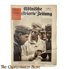 Kolnische Illustrierte Zeitung 15e jrg no 18 , 2 Mai 1940