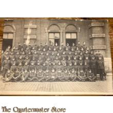 Groepsfoto Belgische Militairen 1940