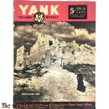 Magazine Yank Vol 3, no 35, febr 16 1945