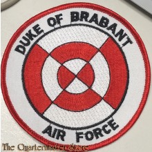 Blazer badge Duke of Brabant, Air Force