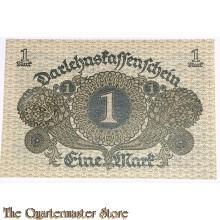 Darlehnkassenschein  Eine Mark 1926