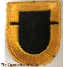 Beret flash 327th Parachute Infantry Regiment 1st  Bat