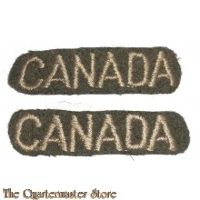 Shoulder flashes CANADA (rounded)