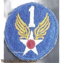 Mouwembleem 1st Air Force (Sleeve patch First Air Force)