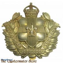 Cap badge Lincolnshire Yeomanry