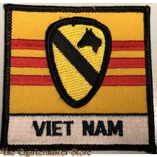 Blazer badge VIET NAM  US 1st Cavalry