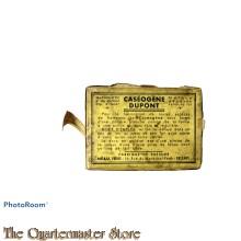Carton caseogene Dupont pre 1940