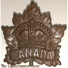 Cap badge General Service WW1
