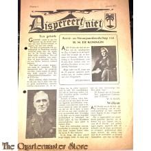 Blad Dispereert niet no 1 januari 1947