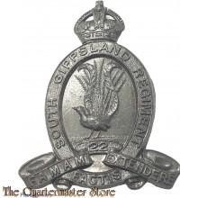 Cap badge 22nd Inf Bat The South Gippsland Regiment 1930-1942