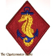 Mouw embleem USMC Ship's Detachment (Sleeve patch usmc badge Ship's Detachment)