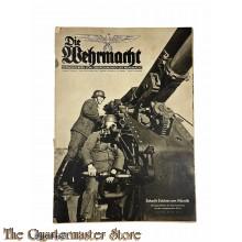 Magazine Die Wehrmacht 5e Jrg no 25,  4  dec 1940