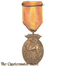 Spain - Sahara Campaign Military Medal Forgotten War West Africa 1958