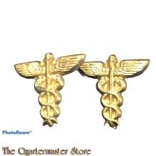 WH shoulderboard medic insignia set
