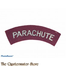 Shoulder title PARACHUTE