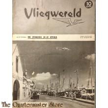 Vliegwereld jaargang 6 ,no 23 ,  29  aug 1940