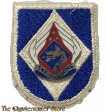 Beret flash 18 A/B Corps HQ