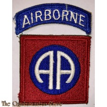 Sleeve patch 82nd Airborne Division