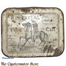 Tin Repeater (fine cut tobacco)