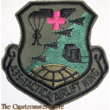 Mouwembleem USAAF 435rd Tactical Airlift Wing