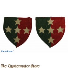 Formation patches Southern Command Pioneer Corps (canvas)