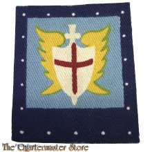Formation patch Allied Land Forces, South-East Asia A.L.F.S.E.A (canvas)