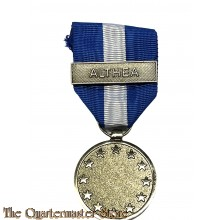 KL ESDP Althea The Common Security and Defence Policy Service Medal