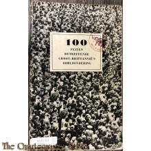 100 feiten betreffende groot-brittanië 's oorlogsvoering (jan 1945)