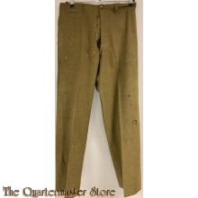 Broek , Wol , M1937 Field (Trousers , Wool , Field M1937)