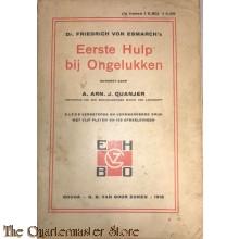 Handboek Eerste Hulp bij Ongelukken 1916