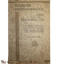 Book - Indische herinneringen uit de Van Heutsztijd en andere verhalen