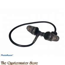T-30 Keelmicrofoon (T-30 throat microphone US Army/USAF)