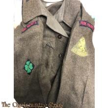 Battle dress Regiment Prins Maurits