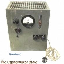 German WW2 radio equipment
