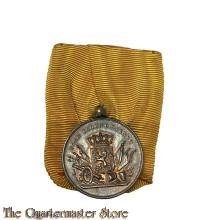 Medaille voor trouwe dienst Brons 12 jaar Landmacht 1951-1983  (Faithfull service medal 12 years bronze Army 1951-1983