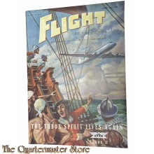 Aviation Magazine Flight and Aircraft Engineer -  april 11th 1946