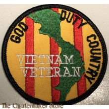 Blazer badge VIETNAM Veteran