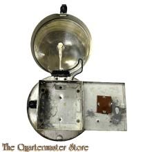 Taschenlampe mit Scheinwerfer Perlux model WK1 (World War 1 German 'Perlux' model Flashlight)
