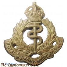 Cap badge Royal NZ Army Medical Corps