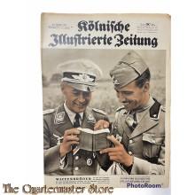 Kolnische Illustrierte Zeitung 15e jrg no 34 , 22 August 1940