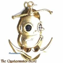 Brevet Marine duiker Ned Marine